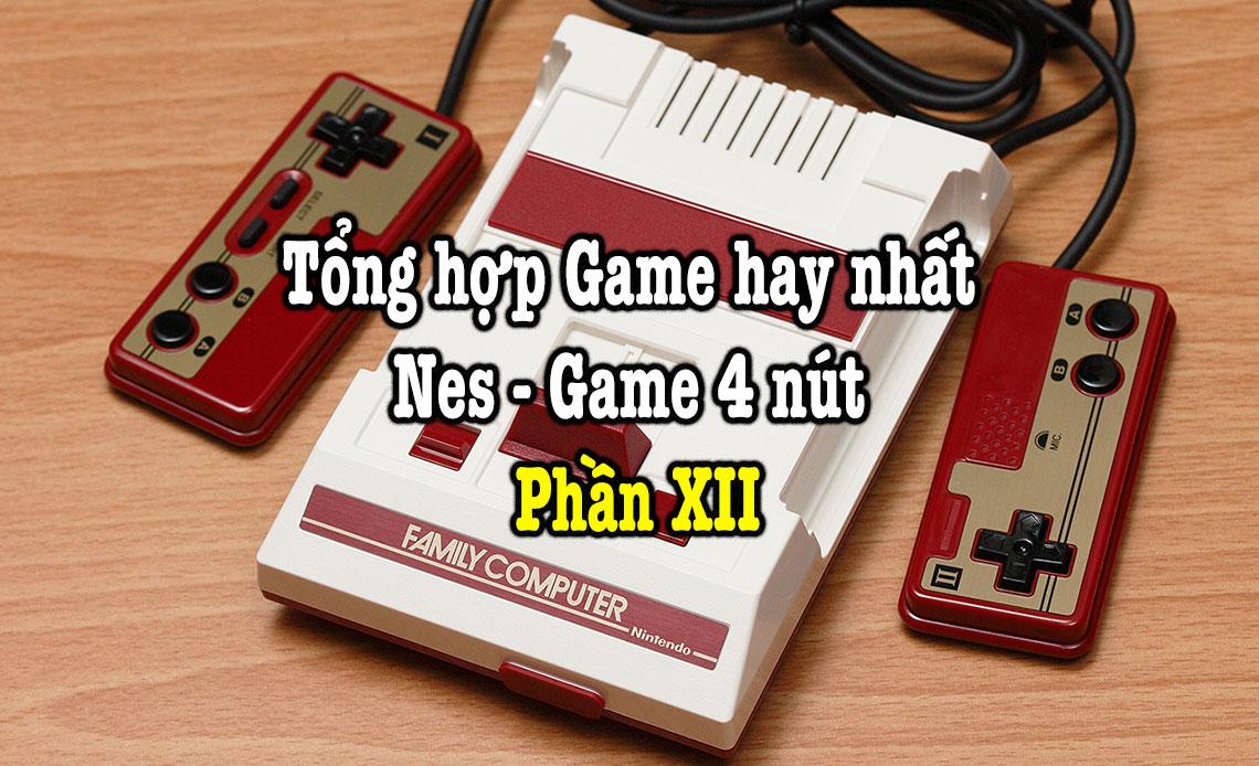 Tổng hợp game NES phần 12