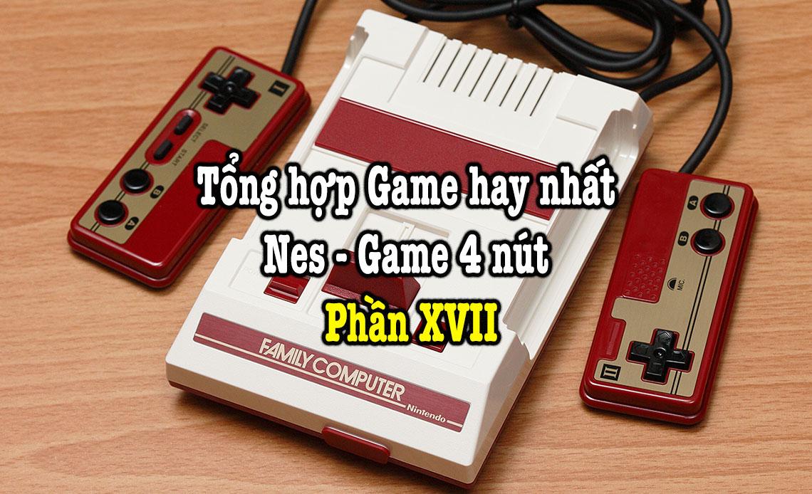 tổng hợp game NES phần 17