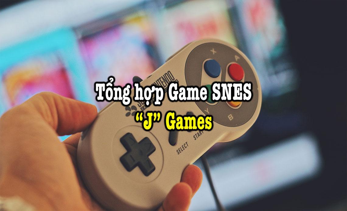 tổng hợp game snes hay phần 16