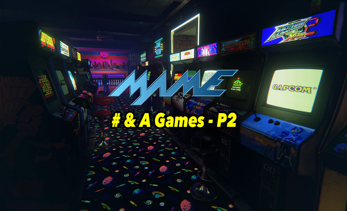 Mame Games P2