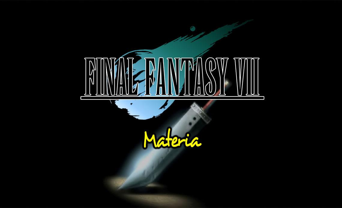 Final Fantasy VII Limit Break