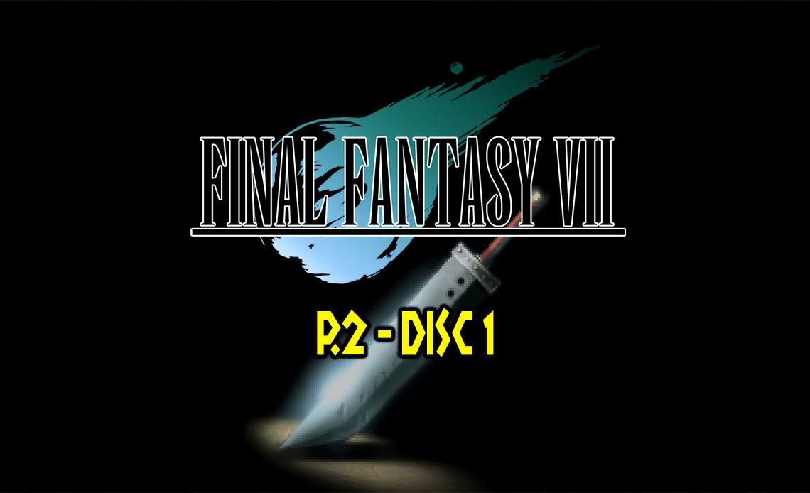 Final Fantasy VII Phần 2