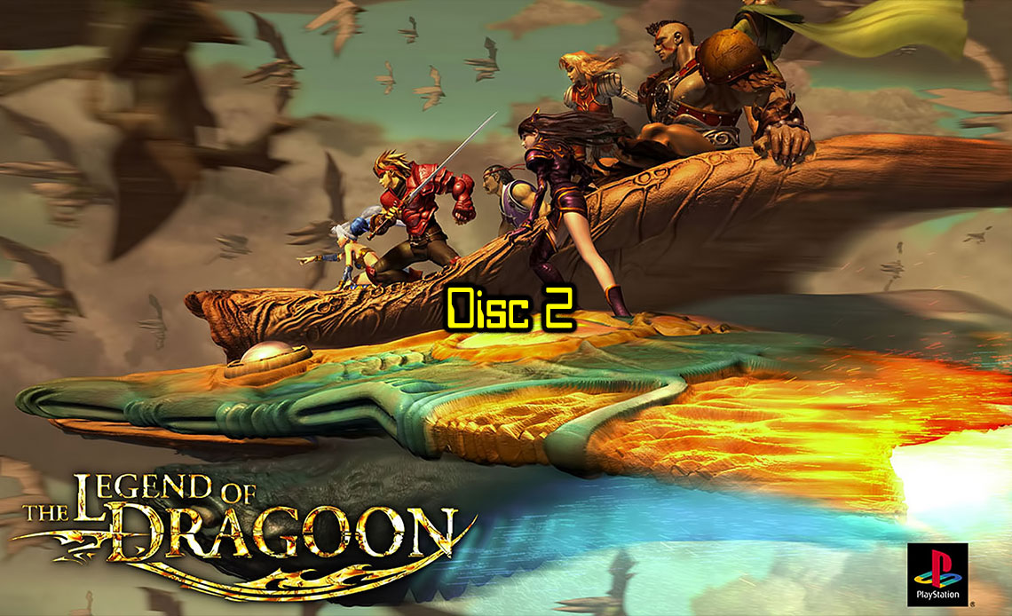 Legend of Dragoon phần 2