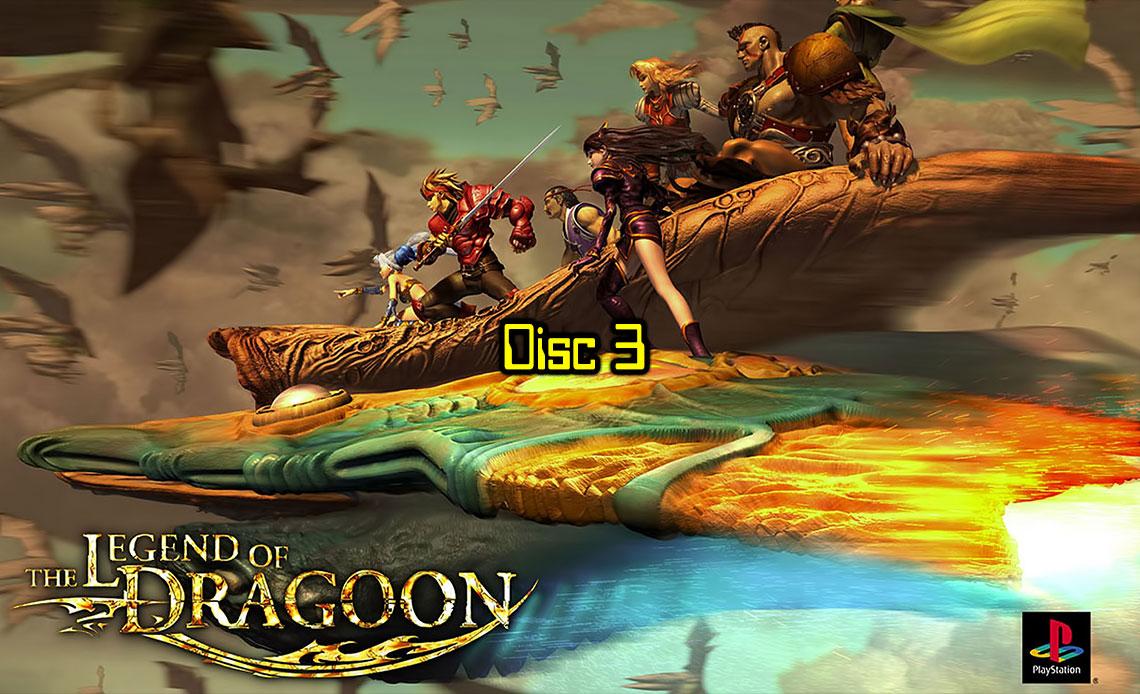 Legend of Dragoon Phần 3